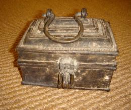 15th/16th Century Strong Box