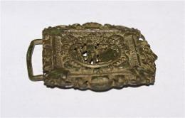 17th/18th Century Ornate Buckle