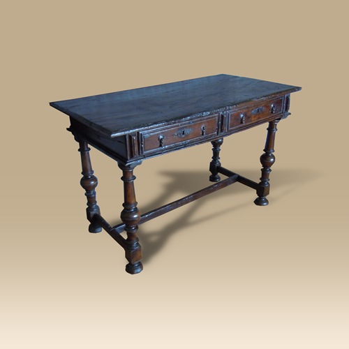 17th / 18th Century Portuguese Writing Table