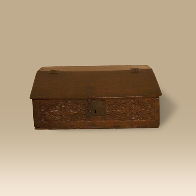 17th Century Bible / Writing Box