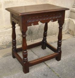 18th Century Joint Stool