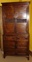 18th Century Oak Shropshire Food Cupboard