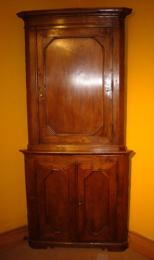 18th Century Walnut Cupboard