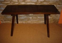 18th Early 19th Century Oak Tavern Table