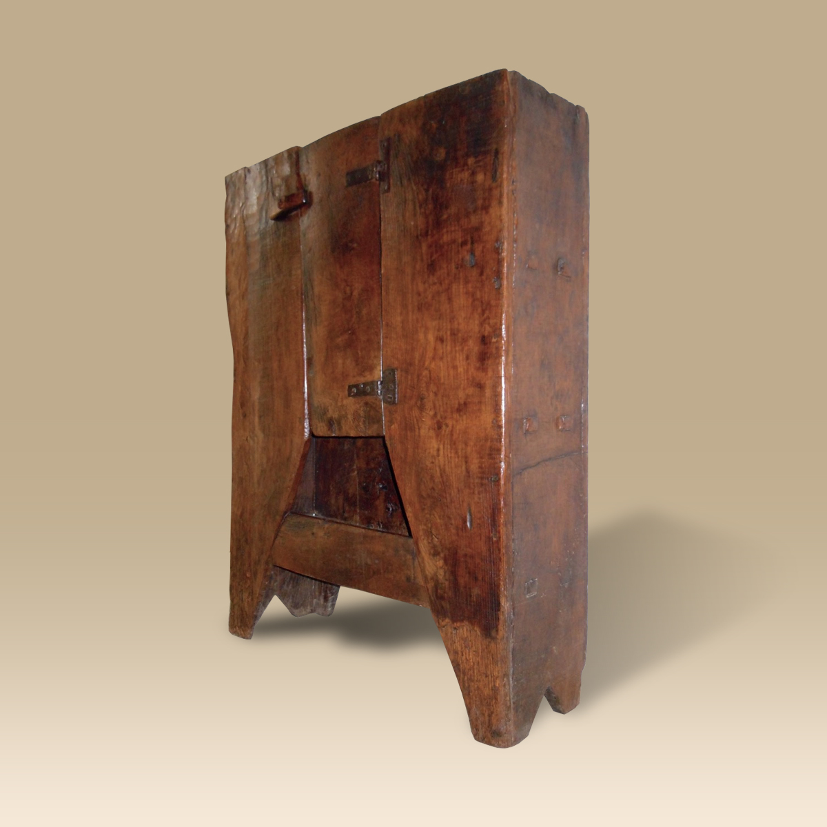 A 15th/16th Century Oak Cupboard
