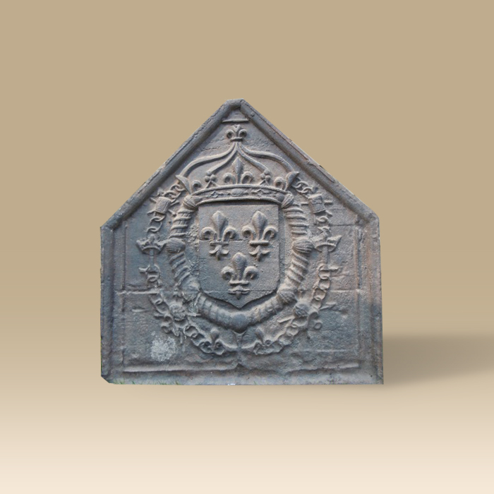 A 16th Century Fireback Cast Before 1589