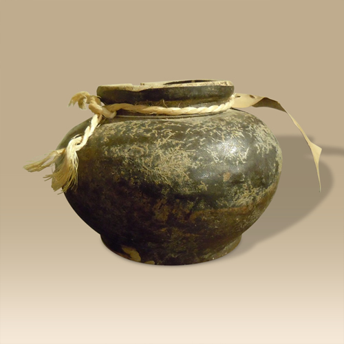 A Chinese Sung Dynasty Pot