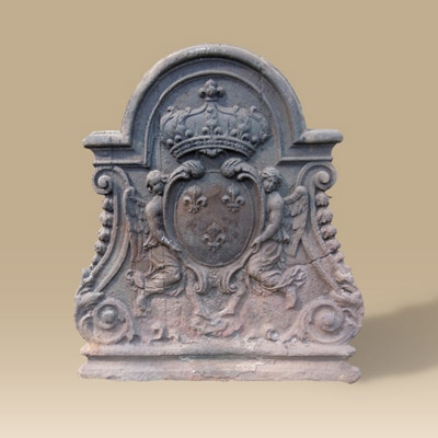 A Late 17th Century/Early 18th Century Fireback