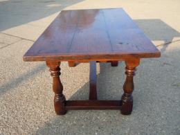 A Small 17th/18th Century Oak Refectory Table