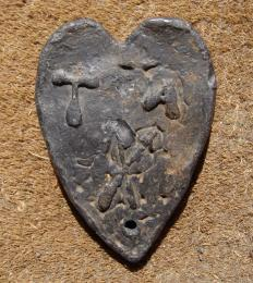 A Substantial 17th Century Lead Weight