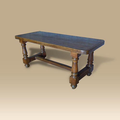 An 18th Century Oak Table