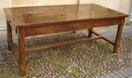 An 18th/Early 19th Century Walnut and Chestnut Table