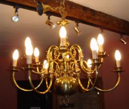 Choice Of Three 20th Century Chandeliers