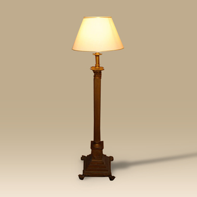 Early 20th Century Standard Lamp